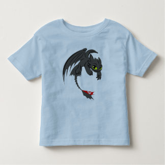 Toothless Illustration 01 Toddler T-Shirt