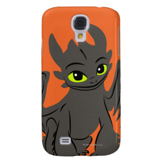 Toothless Illustration 02 Galaxy S4 Case