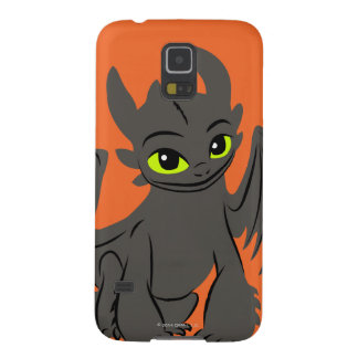 Toothless Illustration 02 Galaxy S5 Case