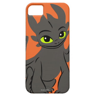 Toothless Illustration 02 iPhone 5 Case