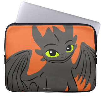 Toothless Illustration 02 Laptop Sleeve