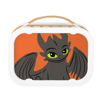Toothless Illustration 02 Lunch Box