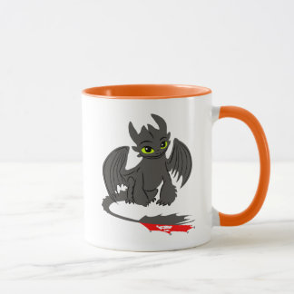 Toothless Illustration 02 Mug