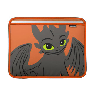 Toothless Illustration 02 Sleeve For MacBook Air