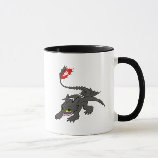 Toothless Illustration 03 Mug