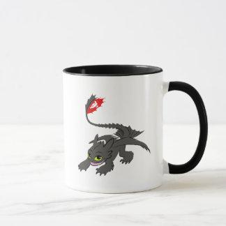 Toothless Illustration 03 Mug