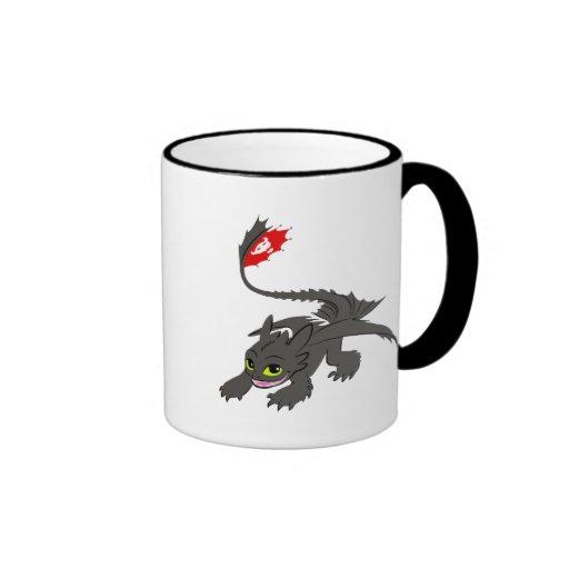 Toothless Illustration 03 Mugs
