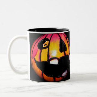 Toothless Pumpkin Mugs