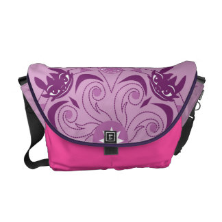 Toothless Purple Icon Commuter Bag