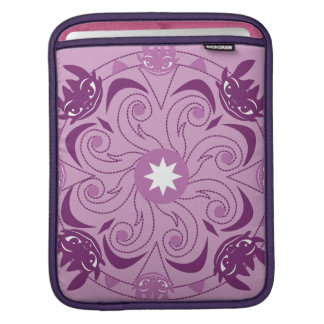 Toothless Purple Icon iPad Sleeve