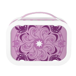 Toothless Purple Icon Lunch Box