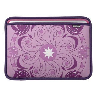 Toothless Purple Icon Sleeves For MacBook Air