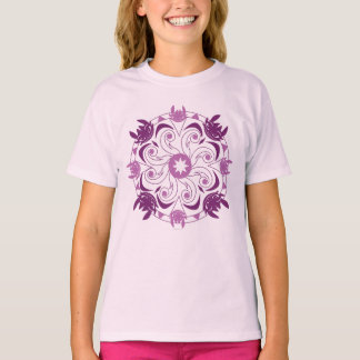 Toothless Purple Icon T-Shirt