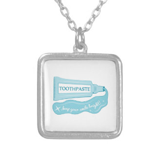 Toothpaste Keep Your Smile Bright Pendant