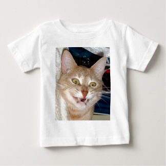 TOOTHY CAT T SHIRT