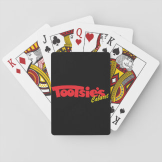 Tootsies Cabaret Playing Cards