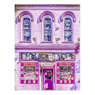 Tootsie's Orchid Lounge Postcard