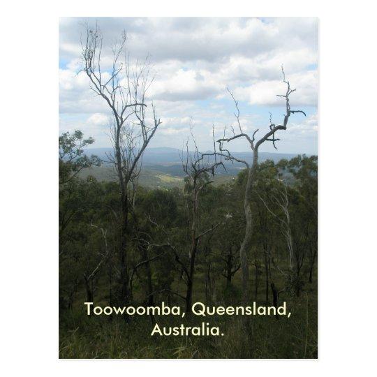 Toowoomba Postcard