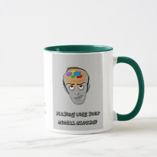 Top 10 Attributes of a Psychiatric Nurse. Mug