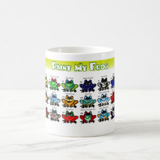 Top 30 Frogs Mug
