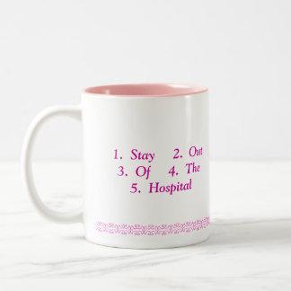 Top 5 Waysto Avoid aC-Section Two-Tone Coffee Mug