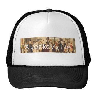 TOP A Jockey's Life Cap