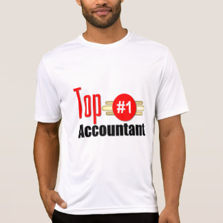 Top Accountant T Shirts