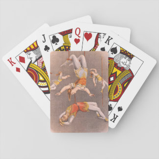 TOP Acrobat in the House Playing Cards