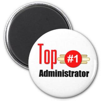 Top Administrator Magnet