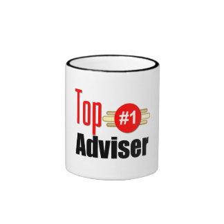 Top Adviser Coffee Mugs