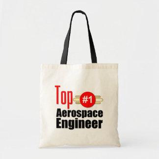 Top Aerospace Engineer Budget Tote Bag