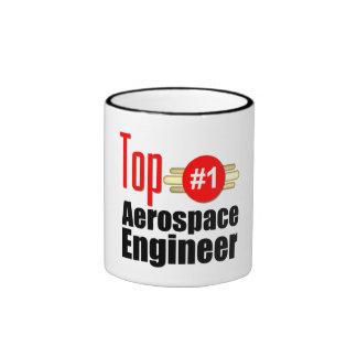 Top Aerospace Engineer Ringer Mug