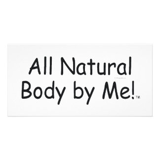 TOP All Natural Body Picture Card