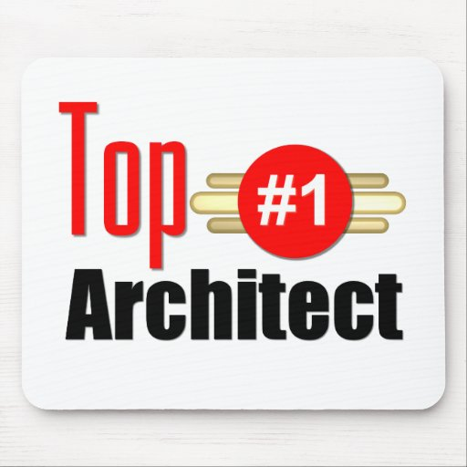 Top Architect Mouse Pad