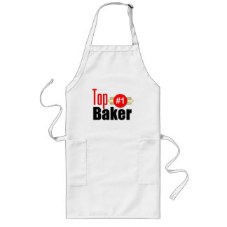 Top Baker Long Apron