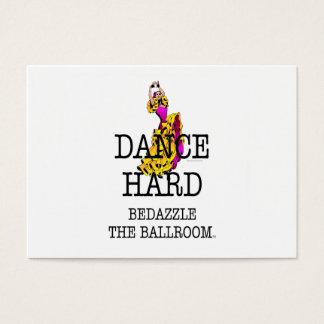 TOP Ballroom Dazzle Business Card