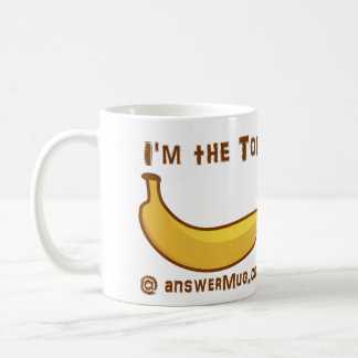 Top Banana at answerMug Basic White Mug