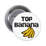 Top Banana Badge