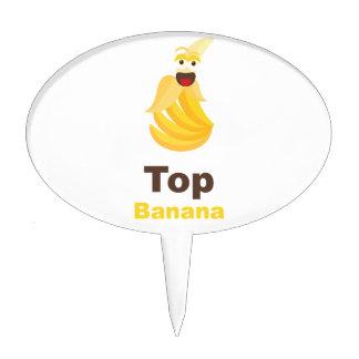 Top Banana Cake Toppers