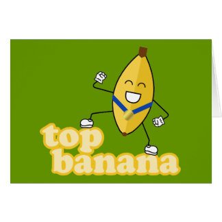 Top Banana Card