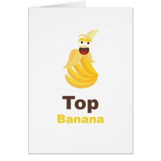 Top Banana Cards