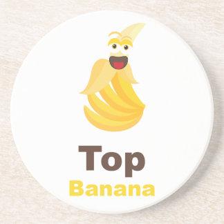 Top Banana Coaster