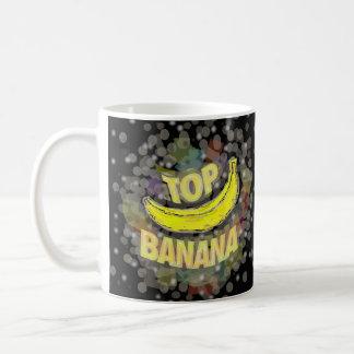 Top banana. coffee mug