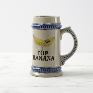 Top Banana - Customized Beer Steins
