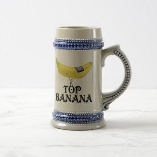Top Banana - Customized Beer Steins
