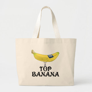 Top Banana - Customized Jumbo Tote Bag
