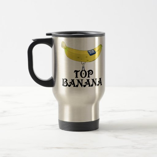 Top Banana - Customized Mug