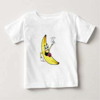 Top Banana, dancing banana cartoon T Shirts