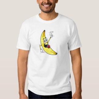 Top Banana, dancing banana cartoon Tshirt