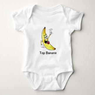 Top Banana, dancing banana cartoon Tshirts